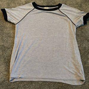 Garage Clothing shirt blue
